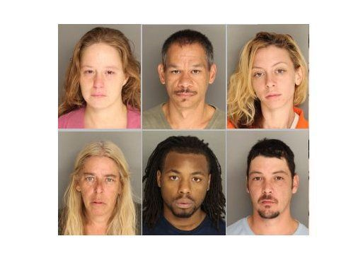 Berkeley deputies announce methamphetamine arrests