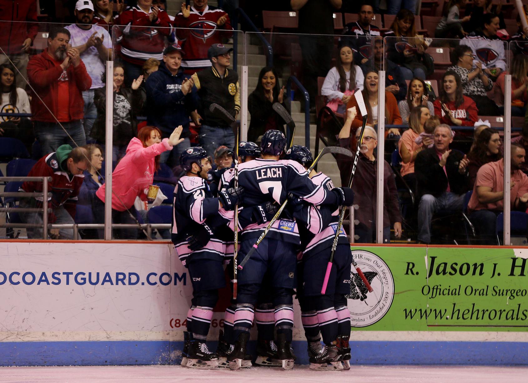 South Carolina Stingrays: 5 Keys To Getting Back To The ECHL Playoffs | Sports | Postandcourier.com