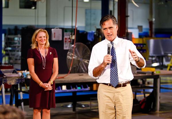Romney in S.C. touts his turnaround plan