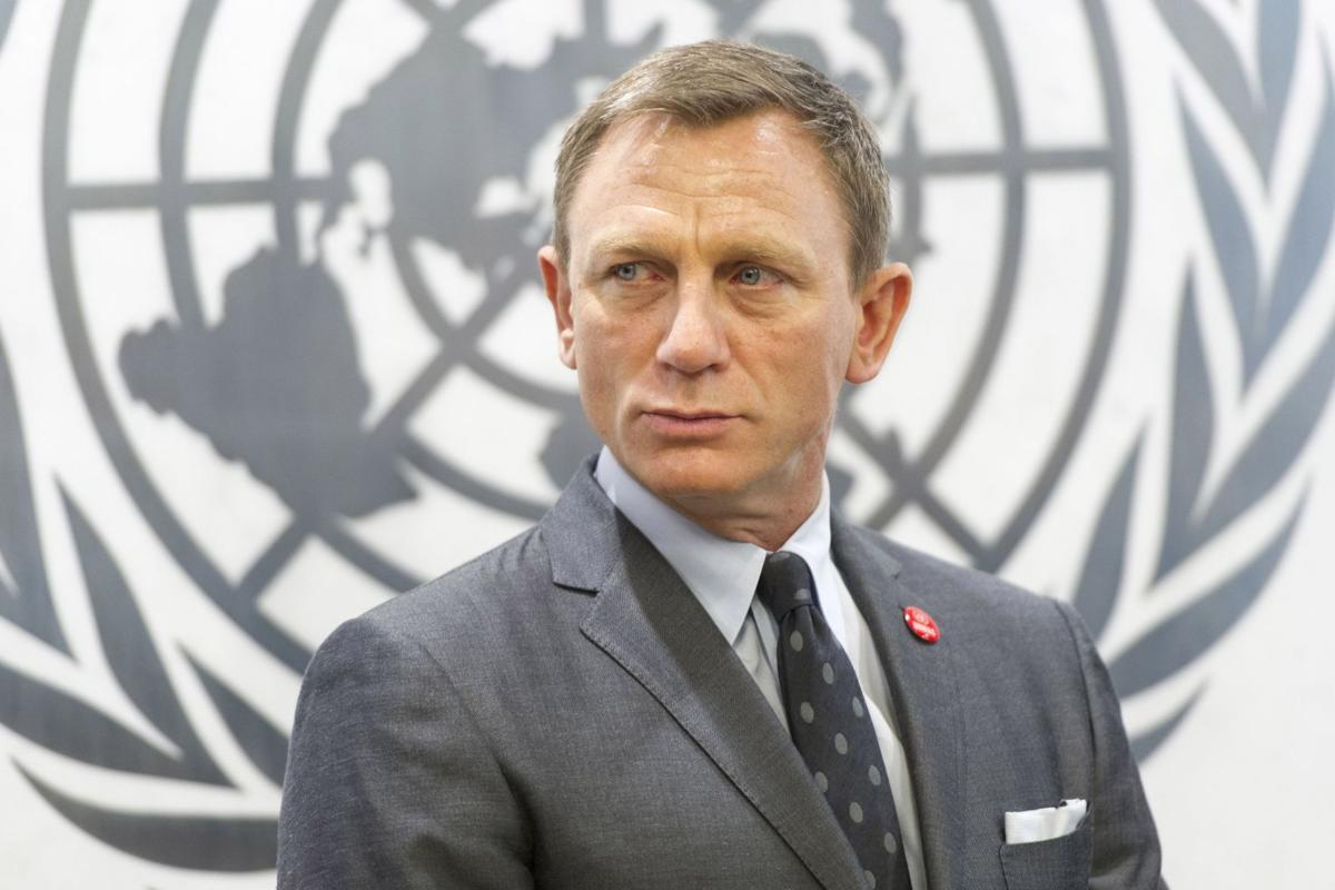 U.N. chief gives 007 special mission to eliminate mines