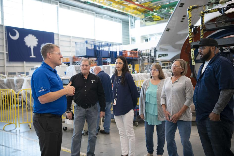 A decade after landing in North Charleston, Boeing SC remains on sharp trajectory