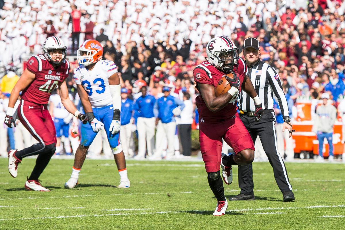 South Carolina Gamecocks tame Florida Gators | Photo ...