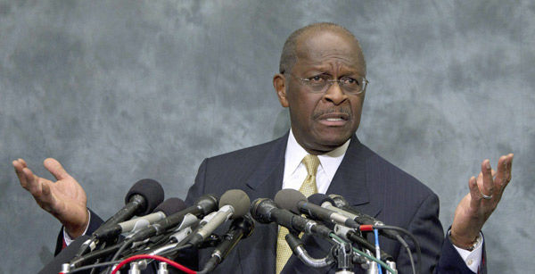 Cain reassessing his campaign