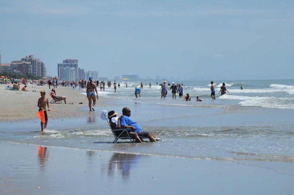 Keeping Bacteria Out Of Ocean Near Myrtle Beach Is An Expensive Lengthy Process News Postandcourier