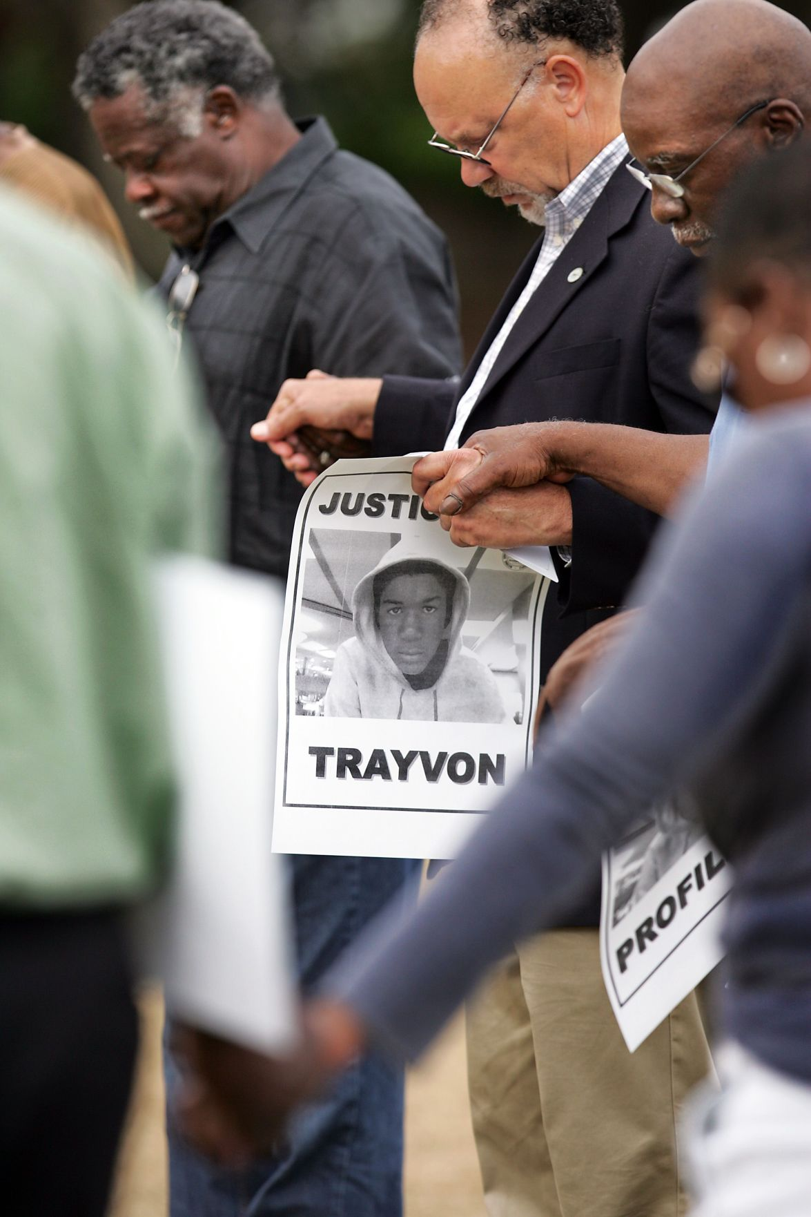 Trayvon rally a cry for change