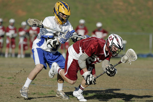 Boys Lacrosse: Wando edged in semifinals