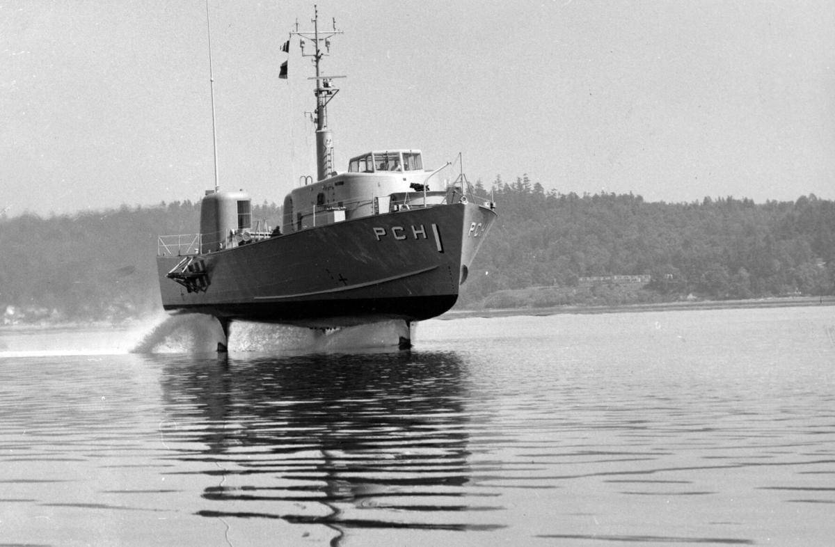 LEDE USS High Point (PCH-1)