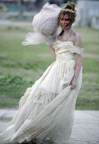 Zombie flick 'Juan of the Dead' delights Havana