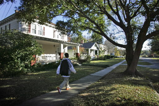 North Charleston strives to save old structures