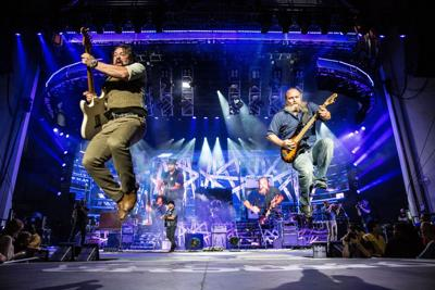 Festival makes spring debut Zac Brown Band, Tedeschi Trucks Band, Bruce Hornsby & the Noisemakers star in music and food festival