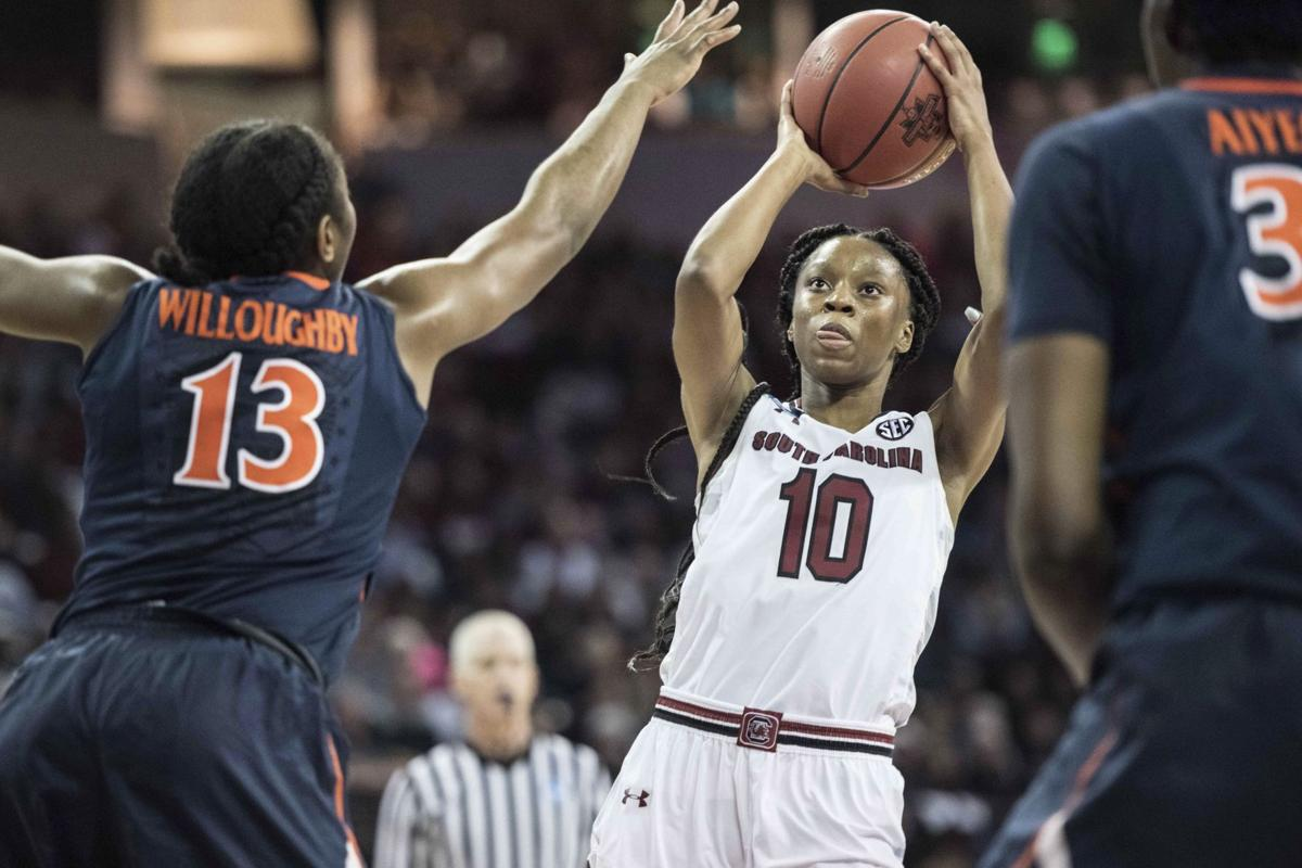 3 Gamecocks transferring out of Dawn Staley's basketball ...