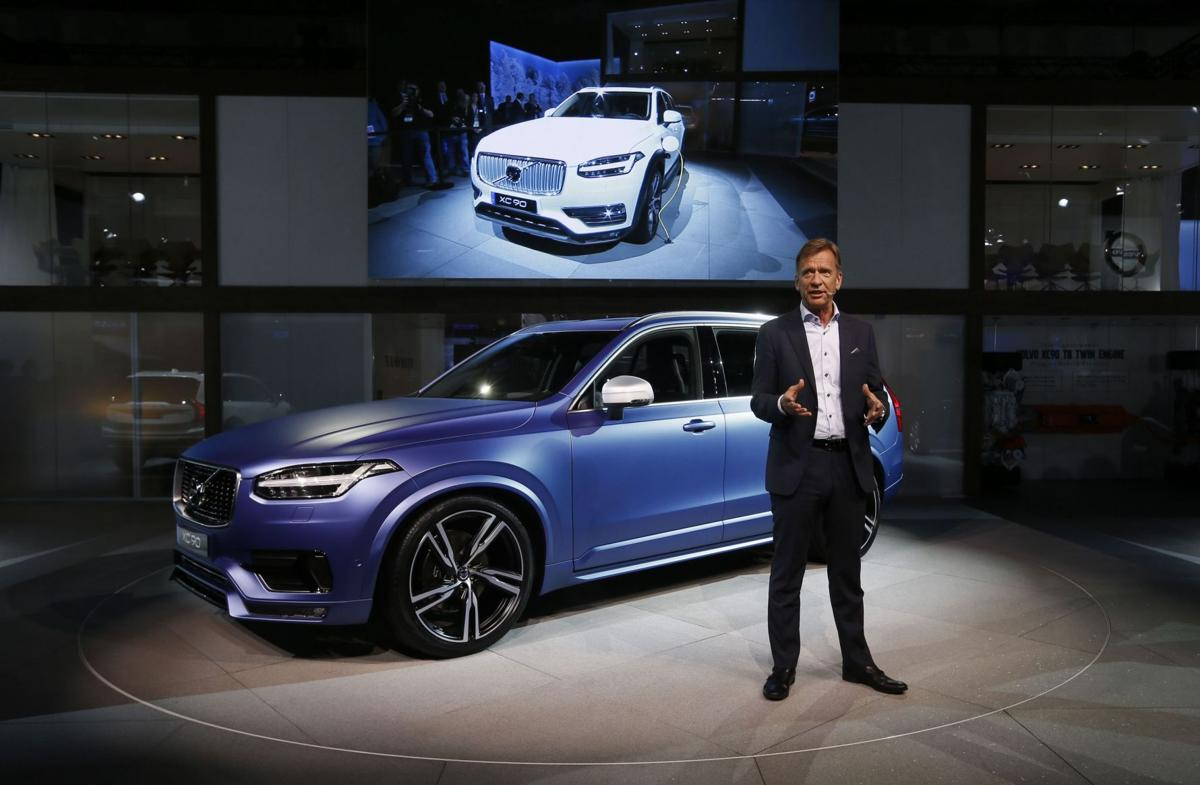 Report: Volvo met with S.C. officials on new plant
