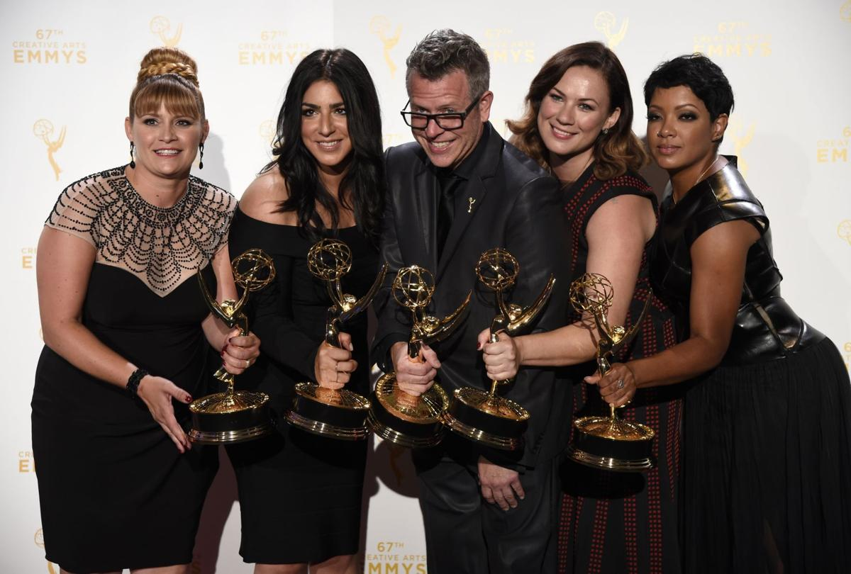 'Game of Thrones' reigns at creative arts Emmy Awards