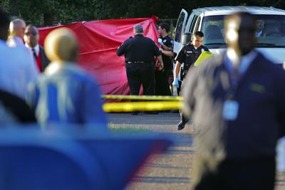 Shooting victim outside North Charleston post office identified
