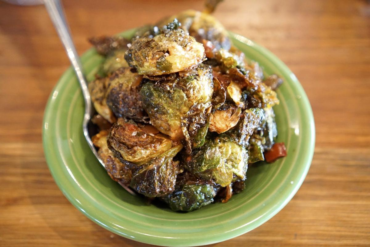 Leon's Brussels sprouts
