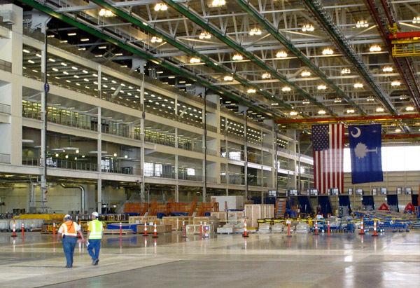 SC Boeing employees file complaint against union