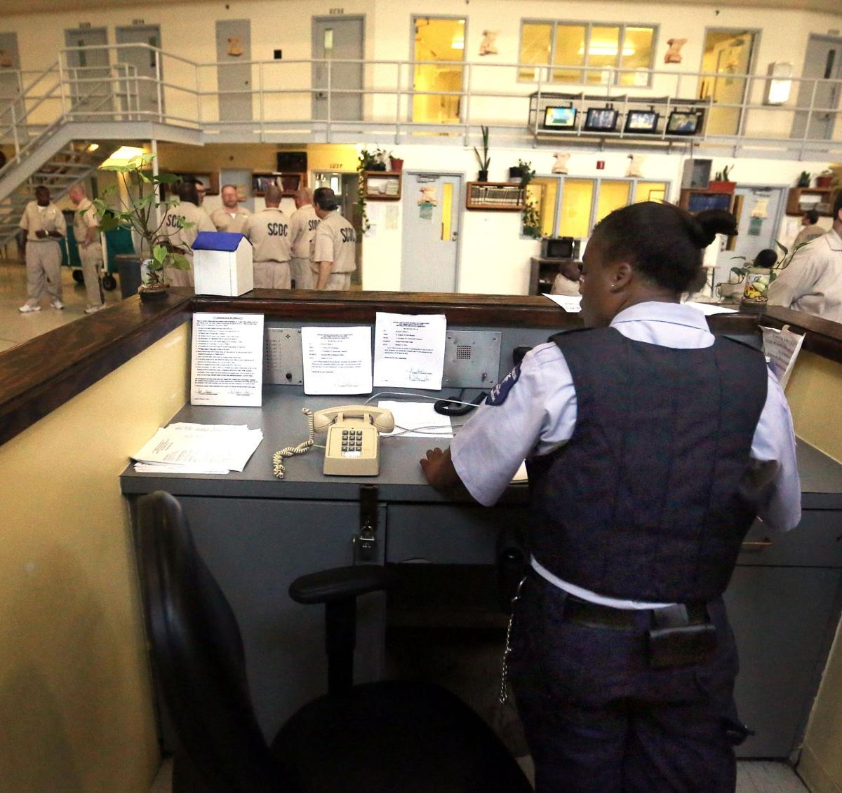 S C  Department of Corrections hopes to boost officer pay