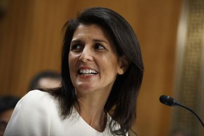 Trump UN Ambassador confirmation hearing testimony