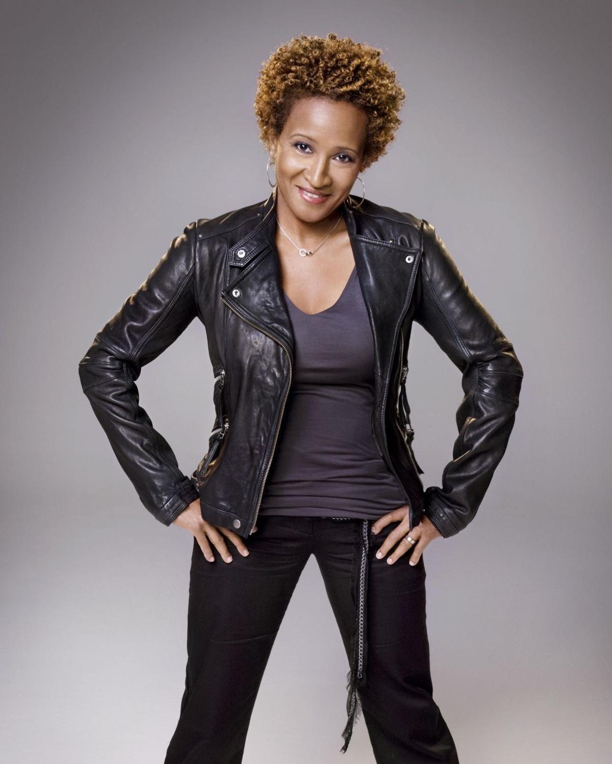 Funny proud Wanda Sykes grows into role as comedy's activist