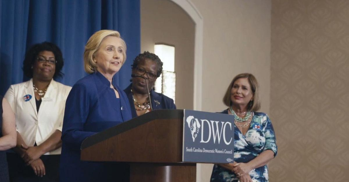 Husband of Emanuel AME shooting victim in new Hillary Clinton for president ad