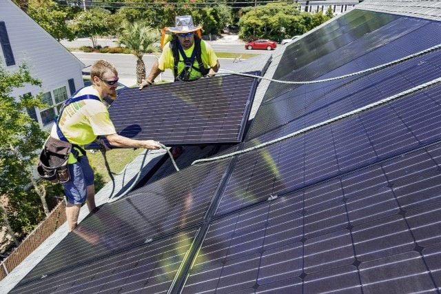 Solar Panel Install (copy) (copy)