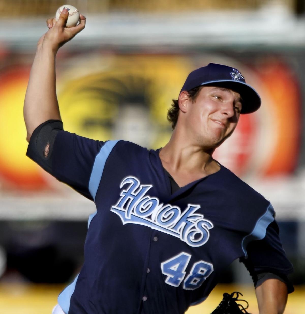 Palmetto Pros: Ex-Citadel star Asher Wojciechowski promoted to AAA by Astros