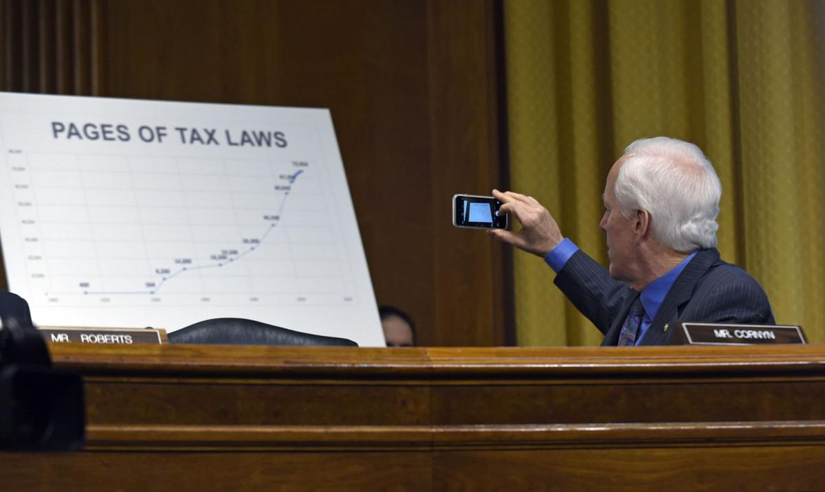 End 'amazing' Washington futility with campaign reform and a VAT