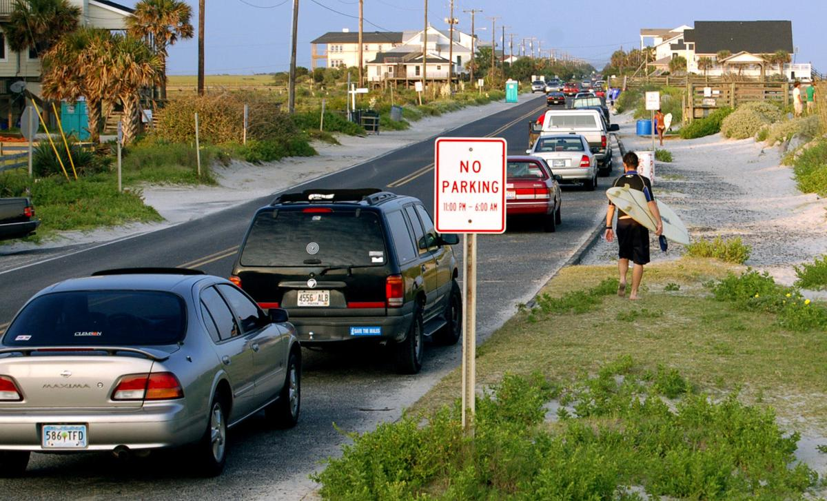 Folly sued over parking contract