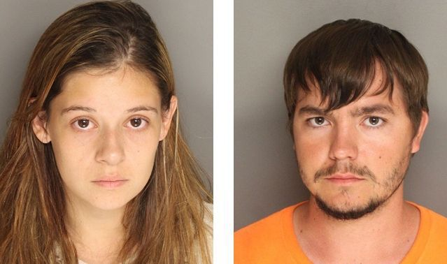 Couple charged with animal abuse, unlawful conduct toward child