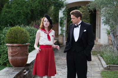 Allen casts a limp spell in 'Magic in the Moonlight'