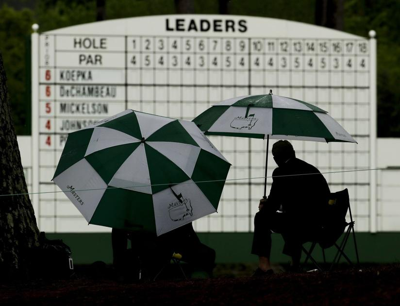 Masters Leaderboards Have Aiken Connection Local News Postandcourier Com