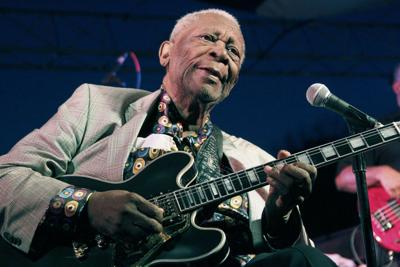 Fight over B.B. King goes to court in Vegas