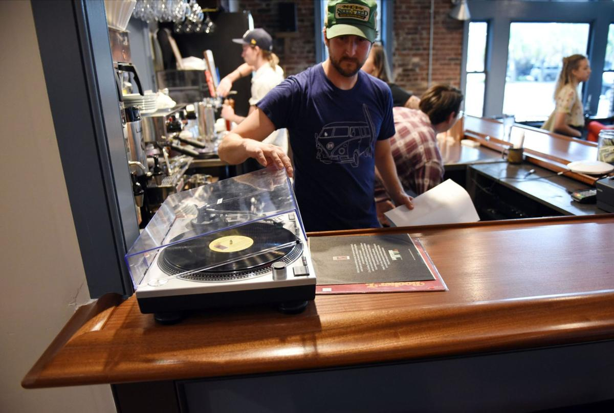 Eclectic Coffeehouse and Record Shop