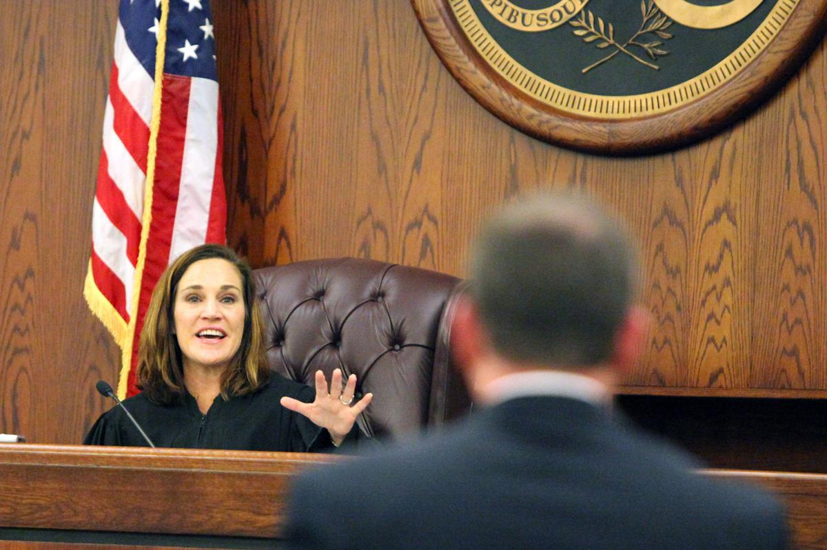 Judge Carmen Mullen