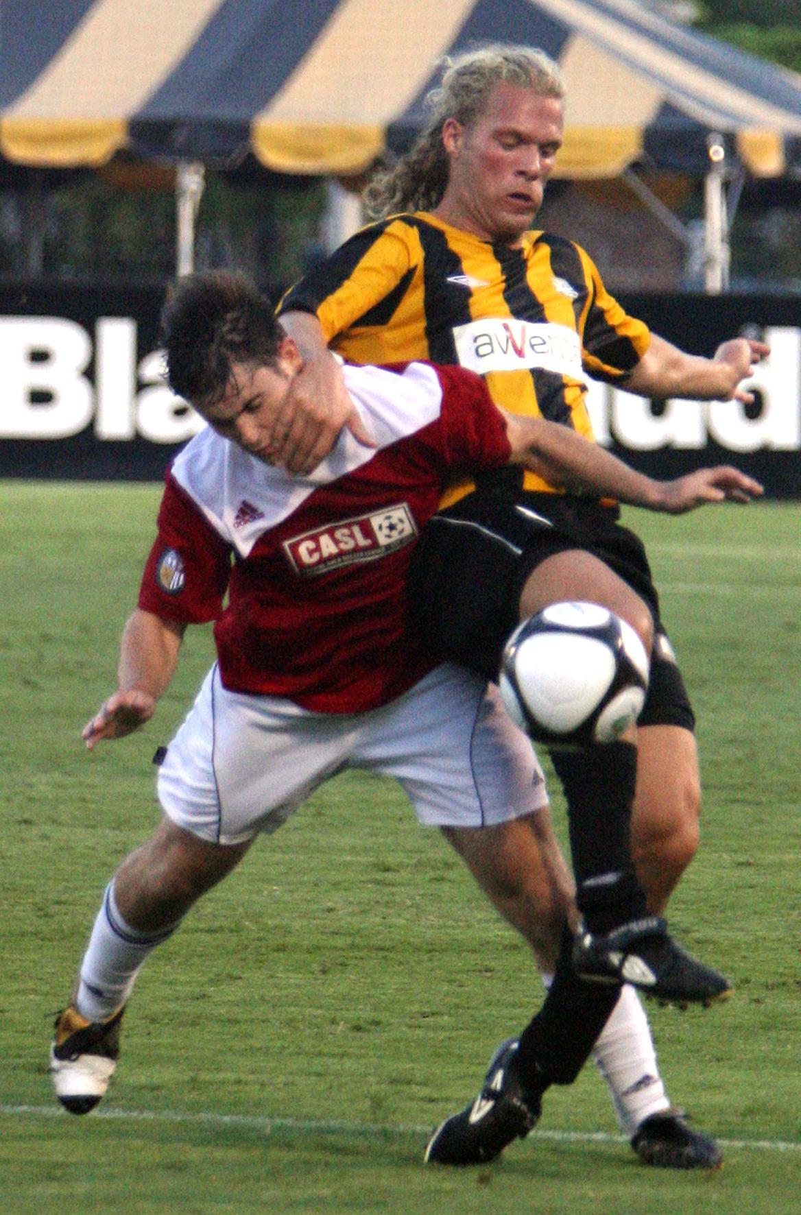 Charleston Battery Soccer