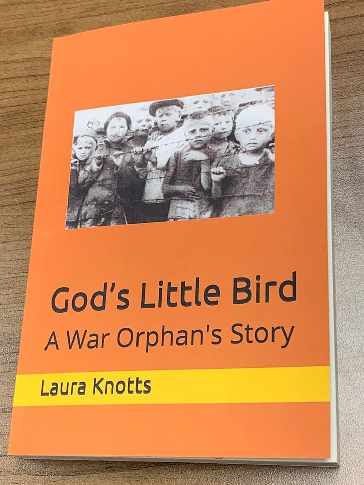 Knotts authors moving biography of World War II orphan