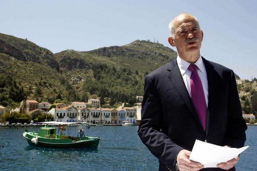 Greece triggers aid plan