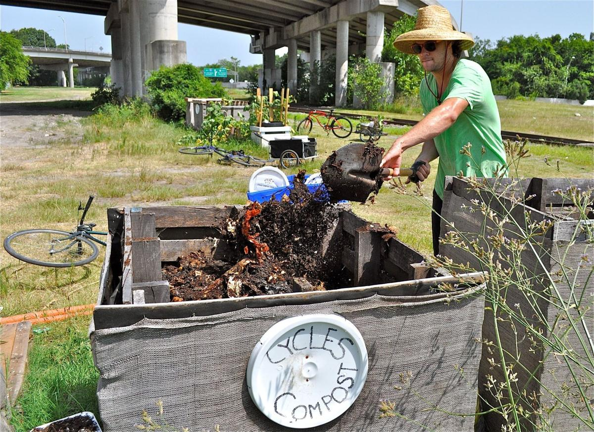 Composting on wheels