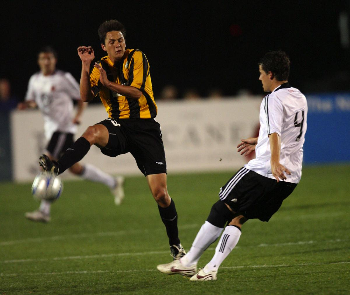 Charleston Battery vs. D.C. United