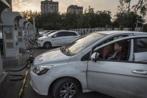 China hastens the world toward an electric-car future