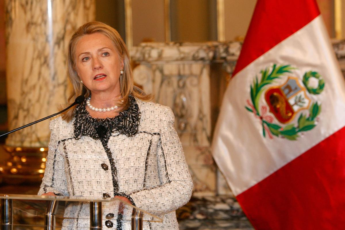 Clinton: I'm responsible for consulate security