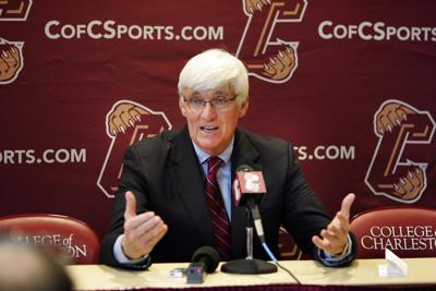 Bobby Cremins honored as Naismith Outstanding Contributor to men's college basketball (copy)