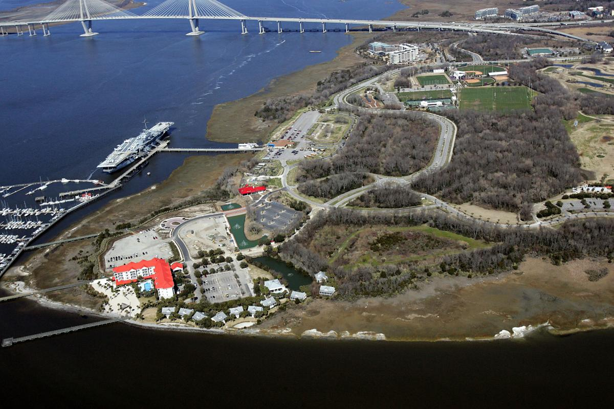 Local hotel developer to lease, develop 50 acres of land at Patriots Point