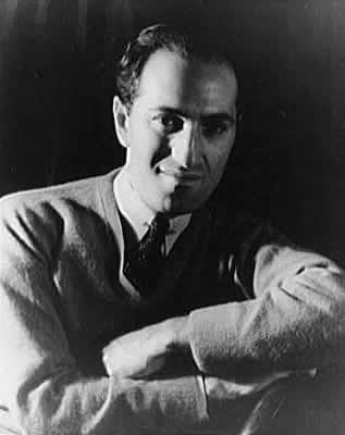 June 30, 1934 - Gershwin in Folly Beach