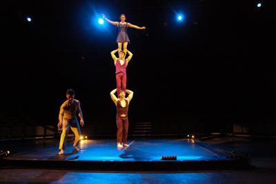 Training with Shen Wei Dance, Casus Circus Writer gets intense workout in 2 classes