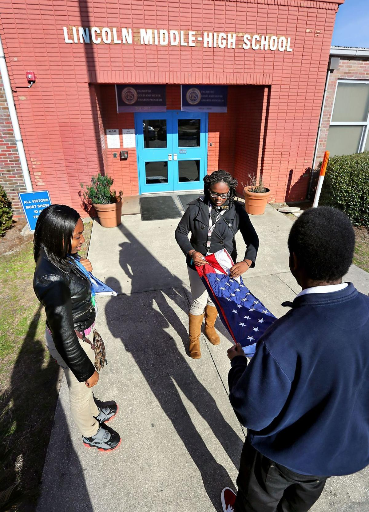 National Action Network alleges schools suffer in McClellanville