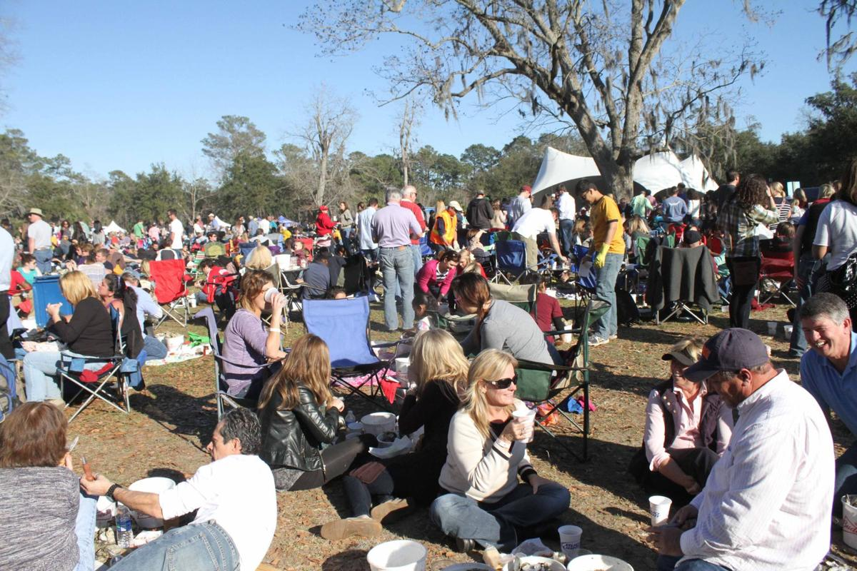 29th Annual Lowcountry Oyster Festival