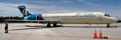 Charleston welcomes AirTran