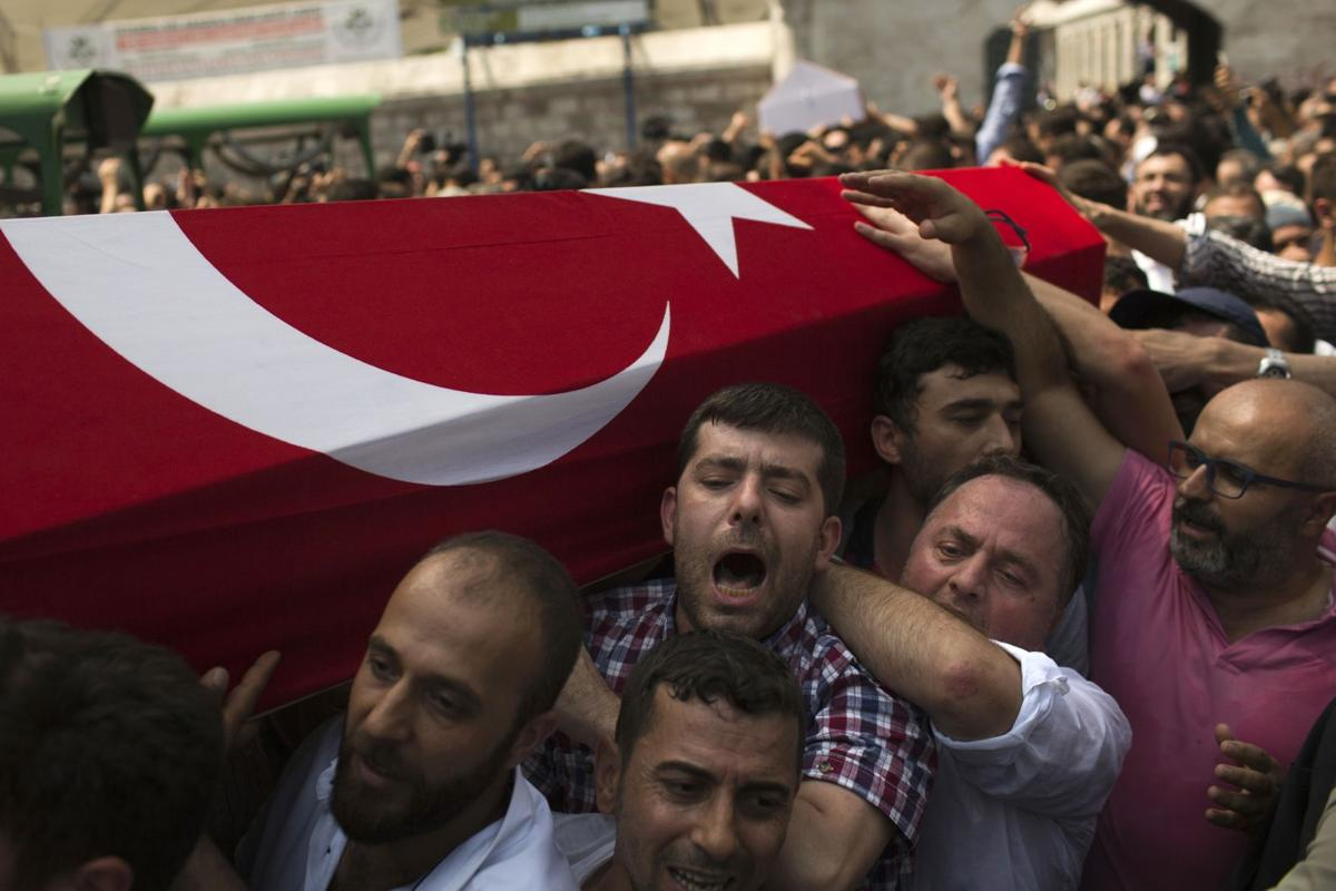 The lessons of a failed coup in Turkey