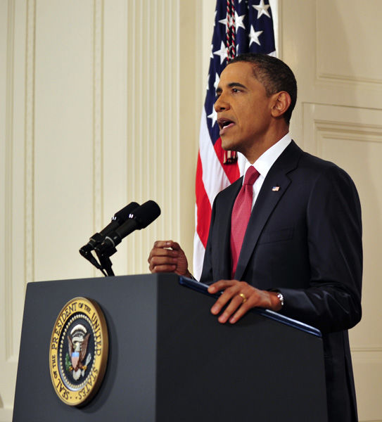 Obama attacks GOP plan: President asks public to pressure lawmakers; Boehner quickly hits back